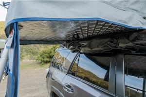 Roam Vagabond Lite  Rooftop Tent - Slate Grey/Navy Blue