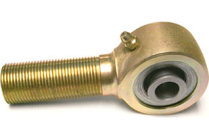 Currie Enterprises Narrow 2 inch Forged Johnny Joint w/1 inch LHT Stud (Part Number: )