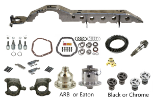 Artec JK Front Axle Superduty 60 Swap Package ( Part Number:ARTSUPERDUTYSWAP)