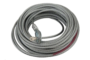 Rugged Ridge Steel Winch Cable 5/16Inx94ft (Part Number: )