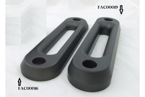Factor 55 Hawse Fairlead 1.50in
