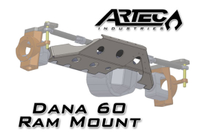 Artec Industries Dana 60 Full Hydro RAM Mount (Part Number: )