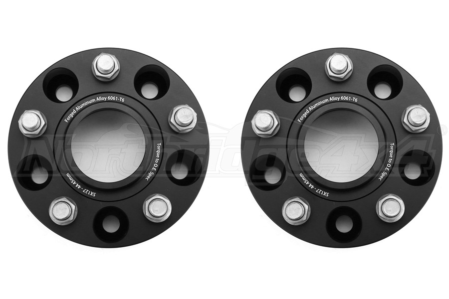 FactionFab Wheel Spacer Set 5x5 1.5IN  (Part Number:FFA1.10032.1)