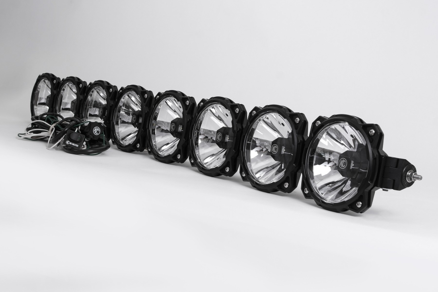 KC Hilites Gravity Pro6 50in LED Light Bar (Part Number:91313)