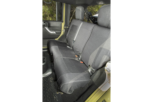 Rugged Ridge Elite Ballistic Seat Cover Set - JK 4DR 2011+