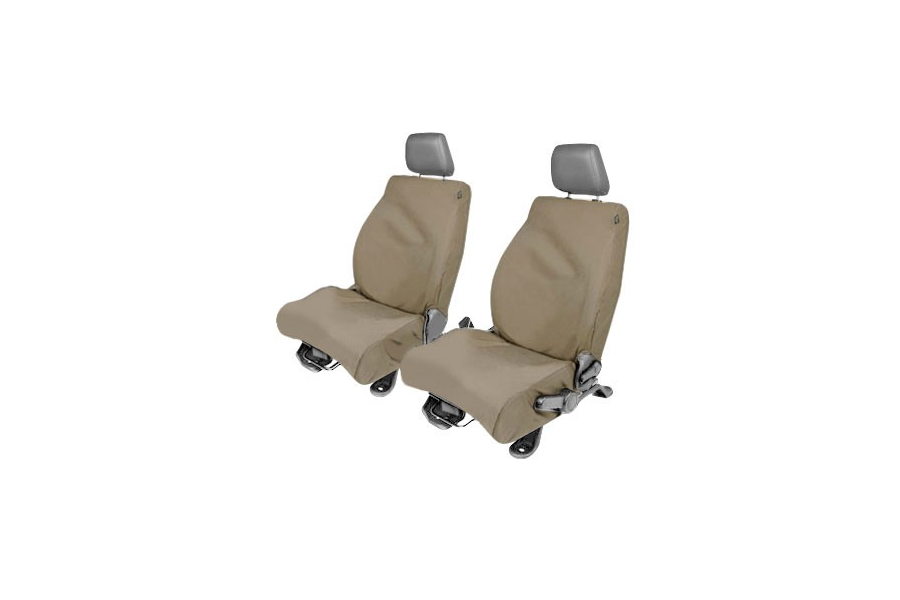 AEV Front Seat Covers  Khaki (Part Number:10305083AA)