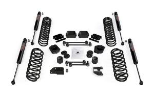 Teraflex 3.5in Coil Spring Base Lift Kit w/ 9550 VSS Shocks - JL 4Dr