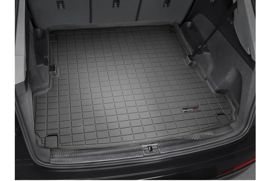 WeatherTech Cargo Liners - Black  - Ford Bronco Sport w/o Full-Size Spare Tire
