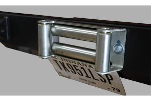 LOD Signature Series License Plate Front Bumper Under Mount - JT/JL/JK