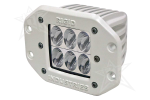 Rigid Industries M-Series Dually D2 Flush Mount Driving (Part Number: )