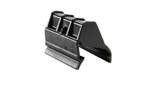 Rugged Ridge Mopar Soft Top Left Rear Retainer Bracket (Part Number: )