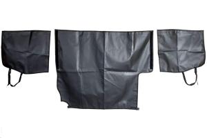 XG Cargo Sportsman Floor Liner w/ Speaker Cut Out - JK 4dr