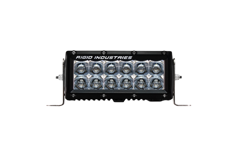 Rigid Industries E-Series 6in Amber Spot Light (Part Number:106222)