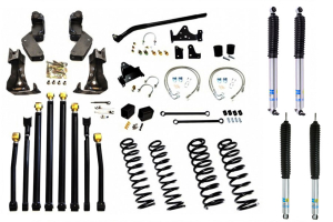 Evo Manufacturing Double D Long Arm Kit w/ Shocks (Part Number: )