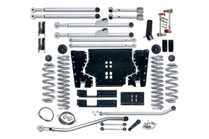 Rubicon Express 3.5in Extreme Duty Long Arm Lift Kit  (Part Number: )