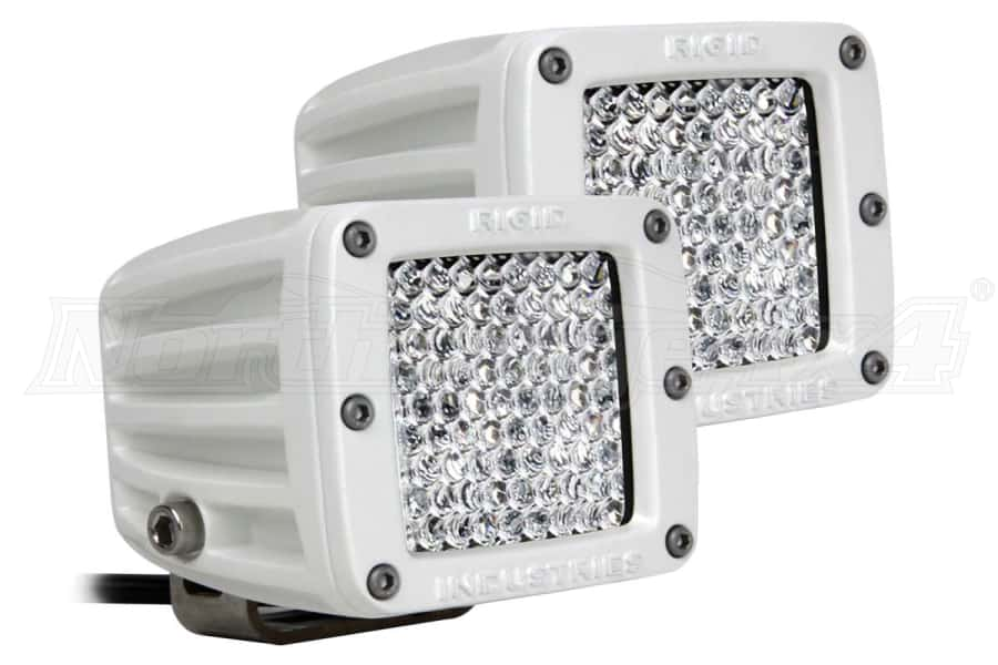 Rigid Industries M-Series Dually LED Hybrid - Diffused Lights (Part Number:602513)