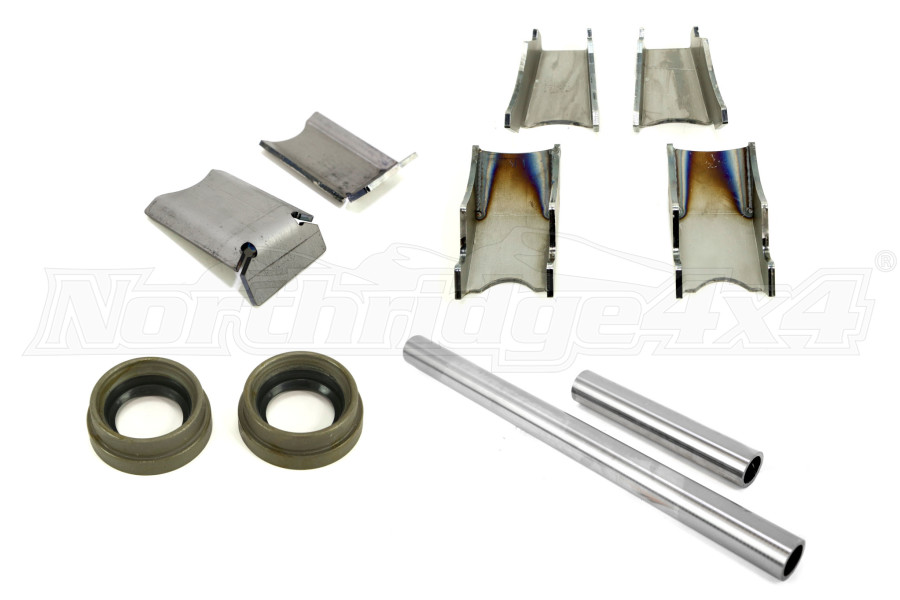 Synergy Manufacturing Dana 44 Front Axle Assurance Kit (Part Number:8012-50-44)