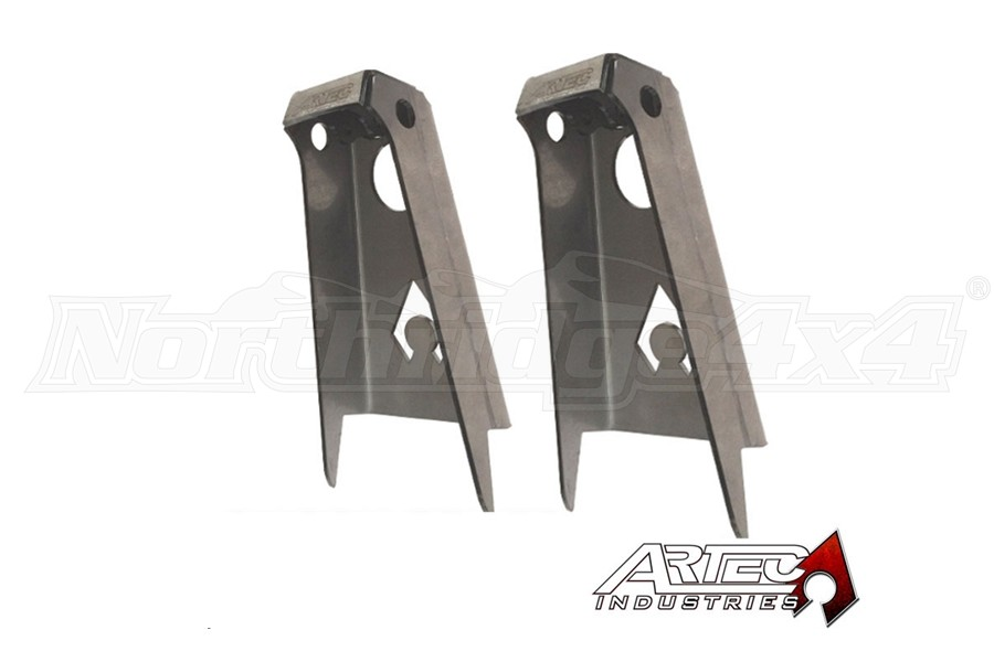 Artec Industries Shock Tower, Cutout Pair (Part Number:BR1058)