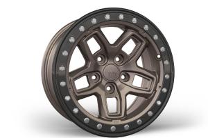 AEV Borah Spent Brass Wheel 17x8.5 5x5 - JK