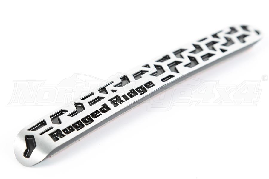 Rugged Ridge Door Handle Inserts, Contrast Tread  (Part Number:13311.52)