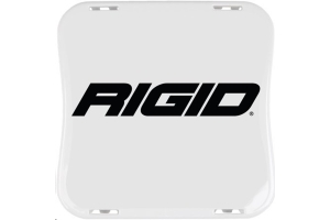 Rigid Industries D-XL Series Cover, White (Part Number: )