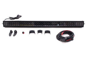 Rigid Industries E-Series Midnight Edition 40in LED Light Bar Black (Part Number: )