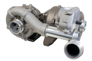 BD Diesel exchange twin turbo assembly (Part Number: )