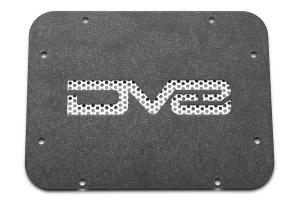 DV8 Offroad Tramp Stamp Rear Tailgate Cover Plate - JK