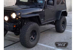 MCE Gen II Front and Rear Fenders 6 Inch Pair (Part Number: )