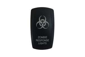 sPOD Zombie Response Lights Rocker Switch Cover