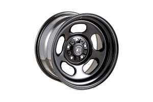 Rugged Ridge Steel Wheel, Trail Runner Classic, W/Center Cap, 17x9 5x5 - JT/JK/JL