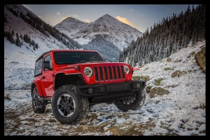 Quake LED Chop Kit Slim DRL with Sequential Switchback Turn Signal and Side Marker Light - JT/JL Rubicon