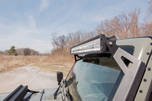 Rough Country Dual Row X5 Series CREE LED Light Bar 50in (Part Number: )