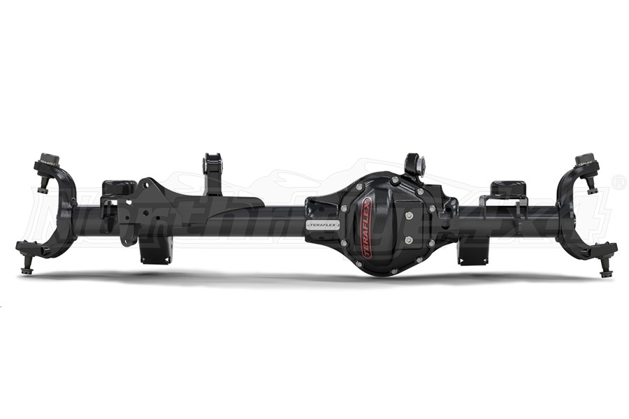 Teraflex Wide Front Tera44 HD Axle w/4.56 R&P and OEM Locker, 4-6in Lift - JK Rubicon Only