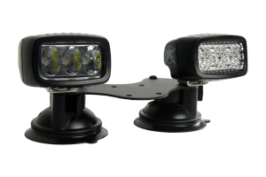Rigid Industries RAM Double Suction Cup Mount (Part Number: )