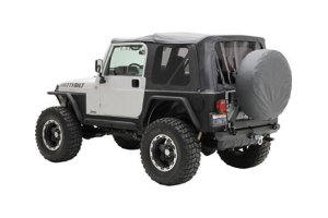 Smittybilt Replacement Soft Top with Tinted Windows ( Part Number: 9070235)