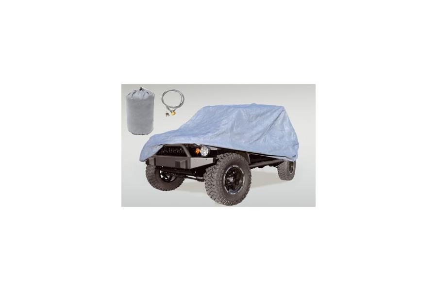 Rugged Ridge Three Layer Full Car Cover - JL/JK 2dr