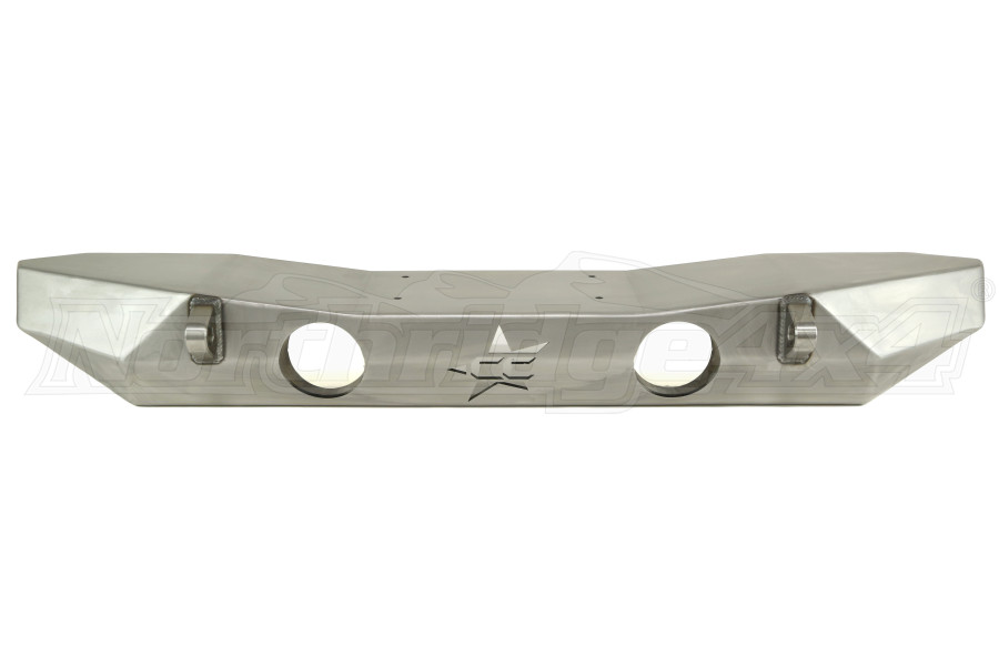 Crawler Conceptz Ultra Series Mid Width Front Bumper w/Tabs Bare (Part Number:US-MID-002)