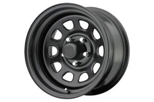 Pro Comp Rock Crawler Extreme Series 51 Wheel Flat Black 15x10 5x4.5 (Part Number: )