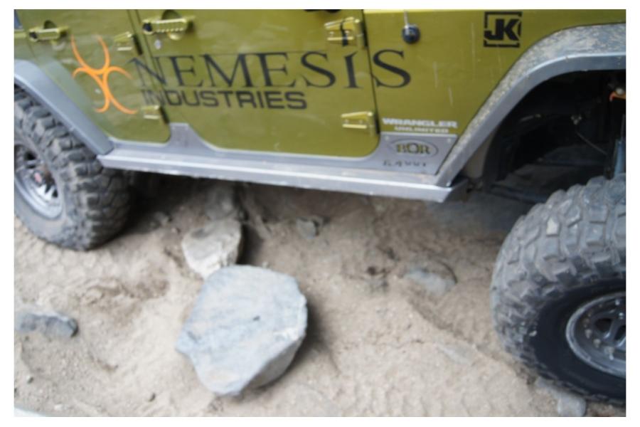 Nemesis Industries Billy Rocker Kit, Bare (Part Number:137300-1)