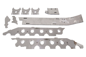 Jeep Axle Reinforcements from Artec Industries, Clayton