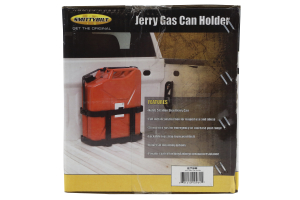 Smittybilt Jerry Gas Can Holder 5 Gallon  (Part Number: )