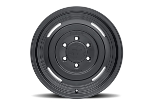 Fifteen52 Analog HD Wheel, 17x8.5 6x5.5 - Asphalt Black - Ford Bronco