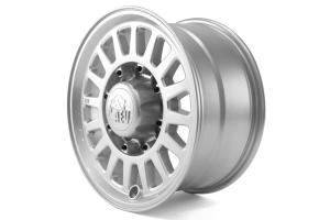 AEV Salta HD Wheel Silver 17x8.5 8x6.5 (Part Number: )