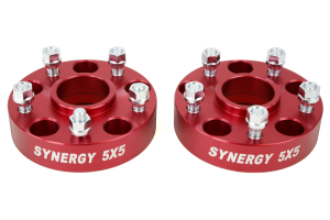 Synergy Manufacturing Hub Centric Wheel Spacer Kit 5x5 1.50in ( Part Number: 4112-5-50-H)