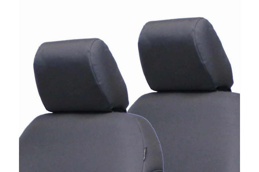 Bartact Front Headrest Covers - Graphite  - JT
