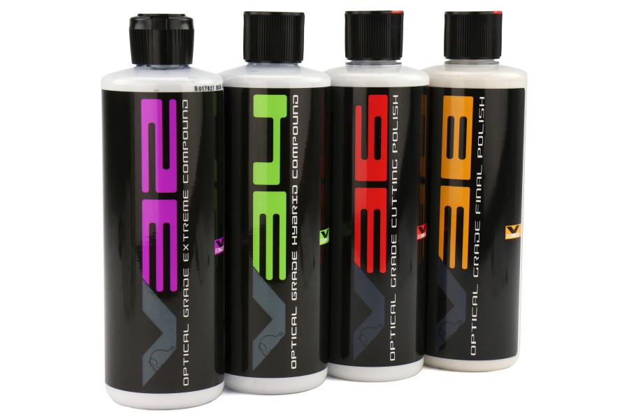 Chemical Guys V Line Polish and Compound Kit