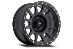 Method Race Wheel 305 Series NV Wheel, Matte Black 18x9.0 6x135  (Part Number: )