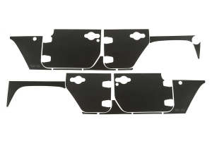 Rugged Ridge Magnetic Protection Panel Kit (Part Number: )