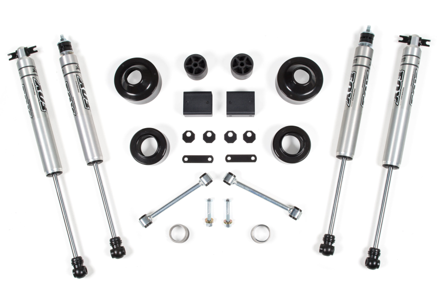BDS Suspension 2in Coil Spacer Lift Kit (Part Number:1429H)